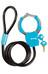 Masterlock Street Cuff 8275 - Antivol - 1.000 mm bleu